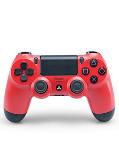 Sony Dualshock 4 Wireless Controller Magma Red PS4