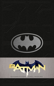 Batman Hardcover Ruled Journal