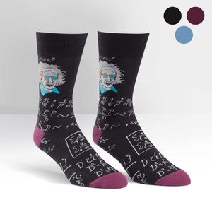 Sock It To Me Men's Crew Relatively Cool Socks