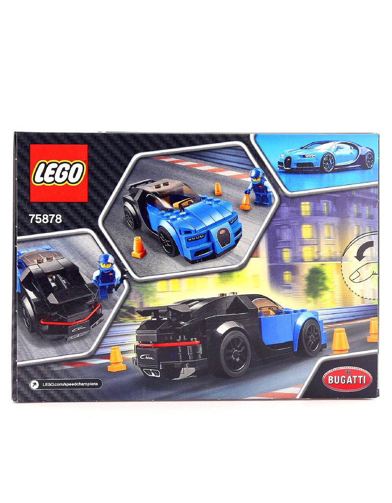 Lego Speed Champions Bugatti Chiron 75878 Building