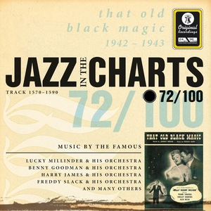 JAZZ IN THE CHARTS VOL. 72