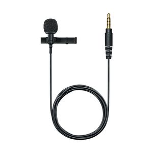 Shure MVL/A Condenser Lavalier Microphone [With 3.5 mm input jack]