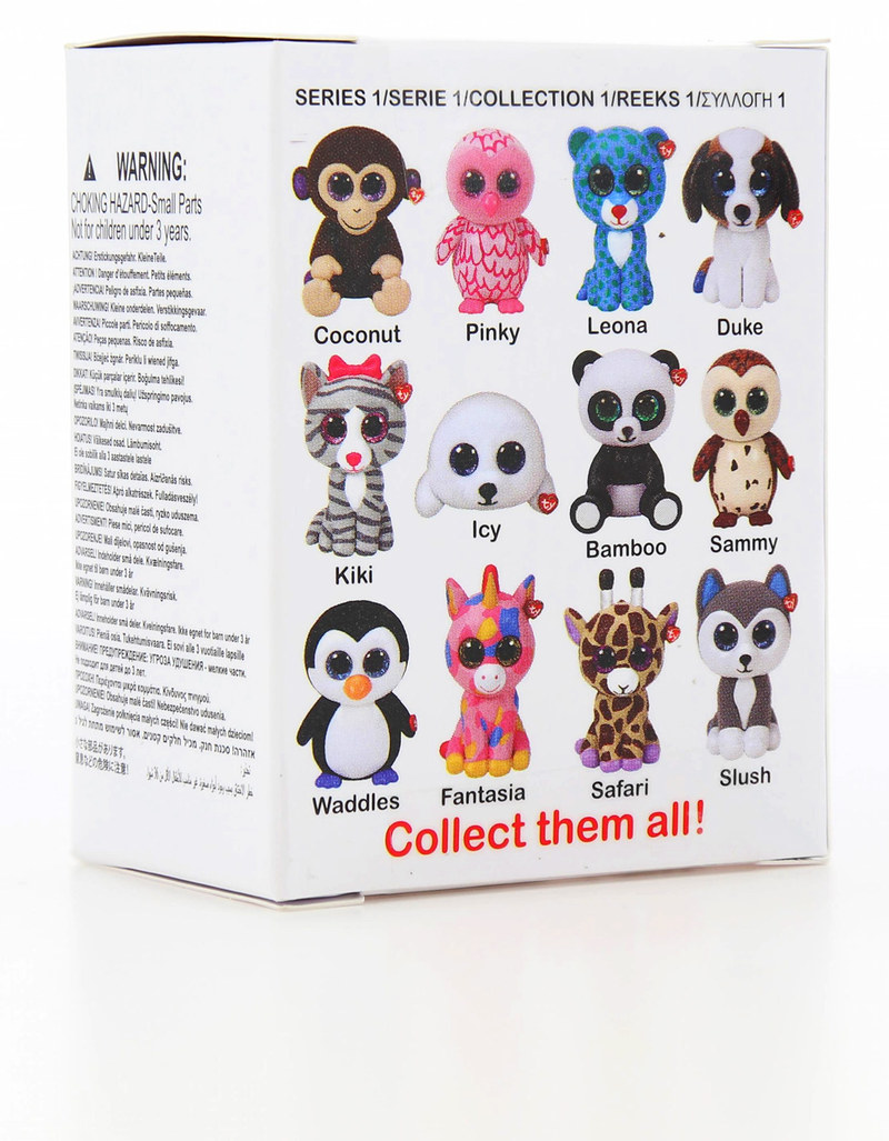 TY Mini Boos Collectible Figurines Series 1 Mystery Pack  Includes 1 ... e058926c9c8