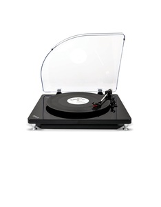ION Pure LP Black Usb Conversion Turntable For Mac & Pc