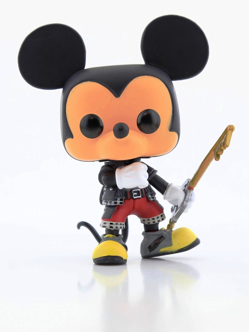 Funko Pop Kingdom Hearts 3 Mickey Vinyl Figure