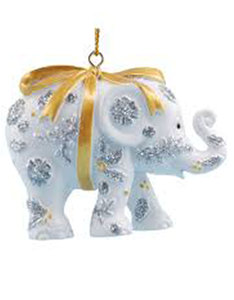 Elephant Parade Bundle Of Joy Gold Figurine 5cm