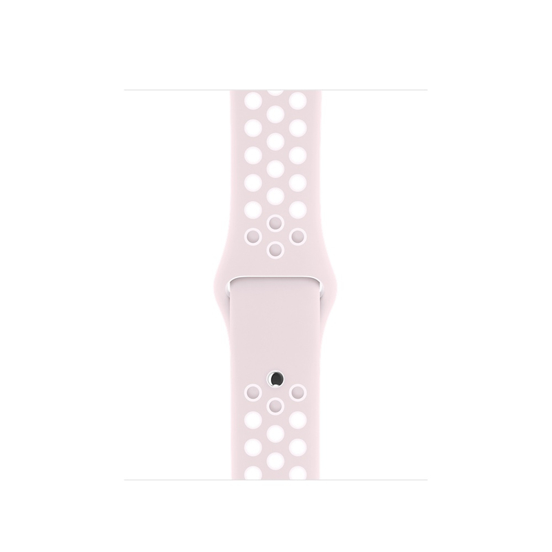 Apple Nike Sport Band 38mm Barely Rose/Pearl Pink S/M & M/L