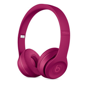 Beats Solo3 Neighborhood Collection Brick Red Wireless On-Ear Headphones
