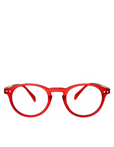 Letmesee A Red Crystal Soft +3.00 Reading Glasses