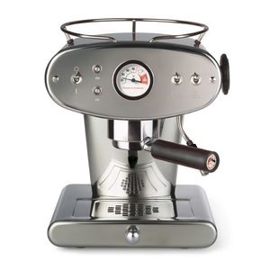 Illy X1 S.S Anniversary Coffee Machine Silver