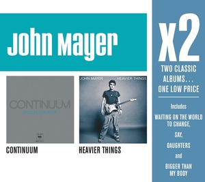 X2: CONTINUUM / HEAVIER THINGS