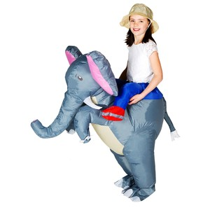 Bodysocks Inflatable Elephant Costume for Kids