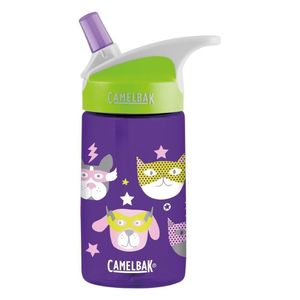 Camelbak Eddy Kids .4L Heroes Water Bottle