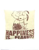 Snoopy Happiness Is Peanut Cushion Pe 40X40cm