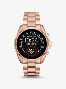Michael Kors MKT5086 Rose Gold Smart Watch 44mm [Gen 5]
