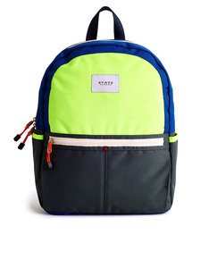 State Bags Kane Lime/Gray Backpack
