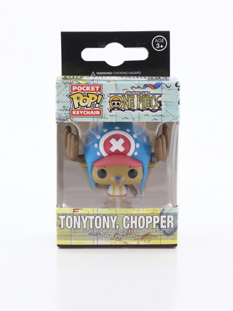 Funko Pop Keychain One Piece Tony Tony Chopper