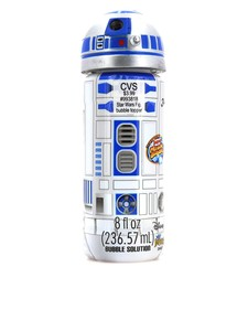 Imperial Toys R2D2 Bubble Topper White