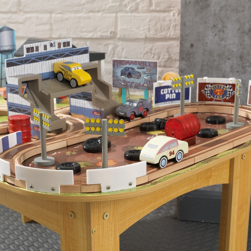 Magnificent Kidkraft Cars 3 Thomasville Track Set Table Download Free Architecture Designs Scobabritishbridgeorg