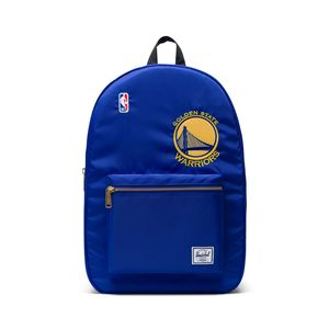Herschel NBA Champions Collection Settlement Backpack Golden State Warriors Royal/Black/Yellow