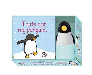 That'S Not My Penguin Book And Toy