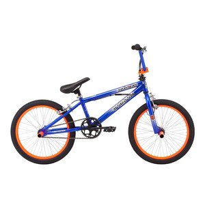 "MONGOOSE 20"" BOY'S BOOSTER BLUE BMX BICYCLE"