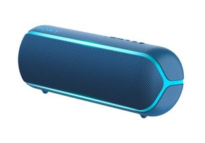 Sony XB22 Extra Bass Blue Portable Bluetooth Speaker