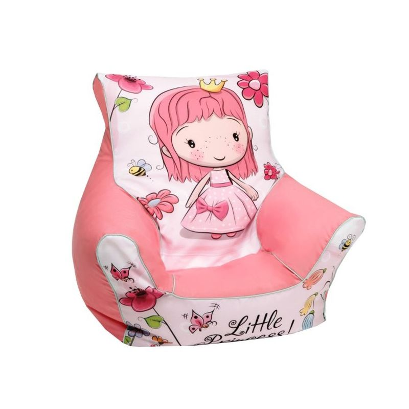 Peachy Delsit Bean Chair Little Princess Furniture House Virgin Megastore Pdpeps Interior Chair Design Pdpepsorg