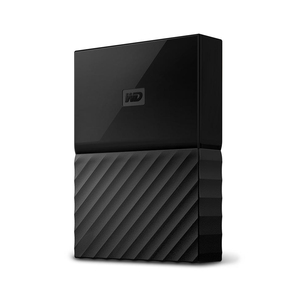 WESTERN DIGITAL MY PASSPORT 2TB HARD DRIVE BLACK FOR PLAYSTATION