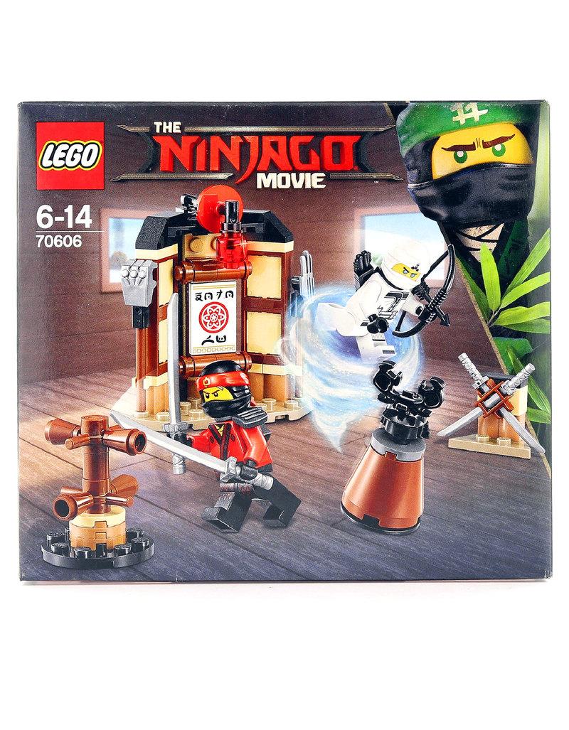 Lego ninjago movie spinjitzu training 70606 building - Ninjago en arabe ...