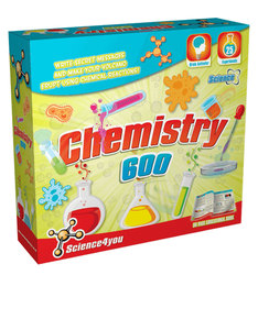 Science 4 You Science Chemistry 600