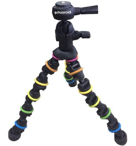 Polaroid Snap Wrap Flex Color Tripod