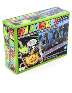 Toysmith Sea Monsters Prehistoric Wold Kit