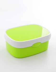 Rosti Mepal Campus Lunchbox Mini Lime Mermaid