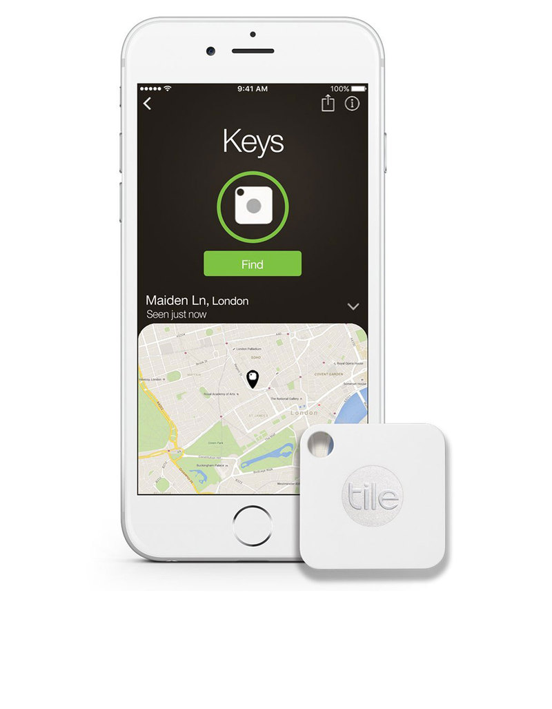 Tile Mate Key Tracker 1 Pack