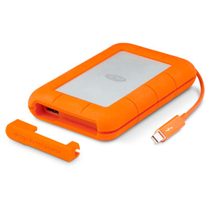 LACIE RUGGED RAID 4TB USB 3.0 & THUNDERBOLT HARD DISK