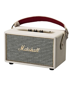 Marshall Kilburn Cream Portable Bluetooth Speaker