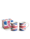 Rosanna English Tea Mug Blue & Red
