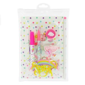 Happy Zoo Super Stationery Set