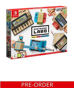Nintendo Labo Variety Kit for Nintendo Switch [Pre-order]