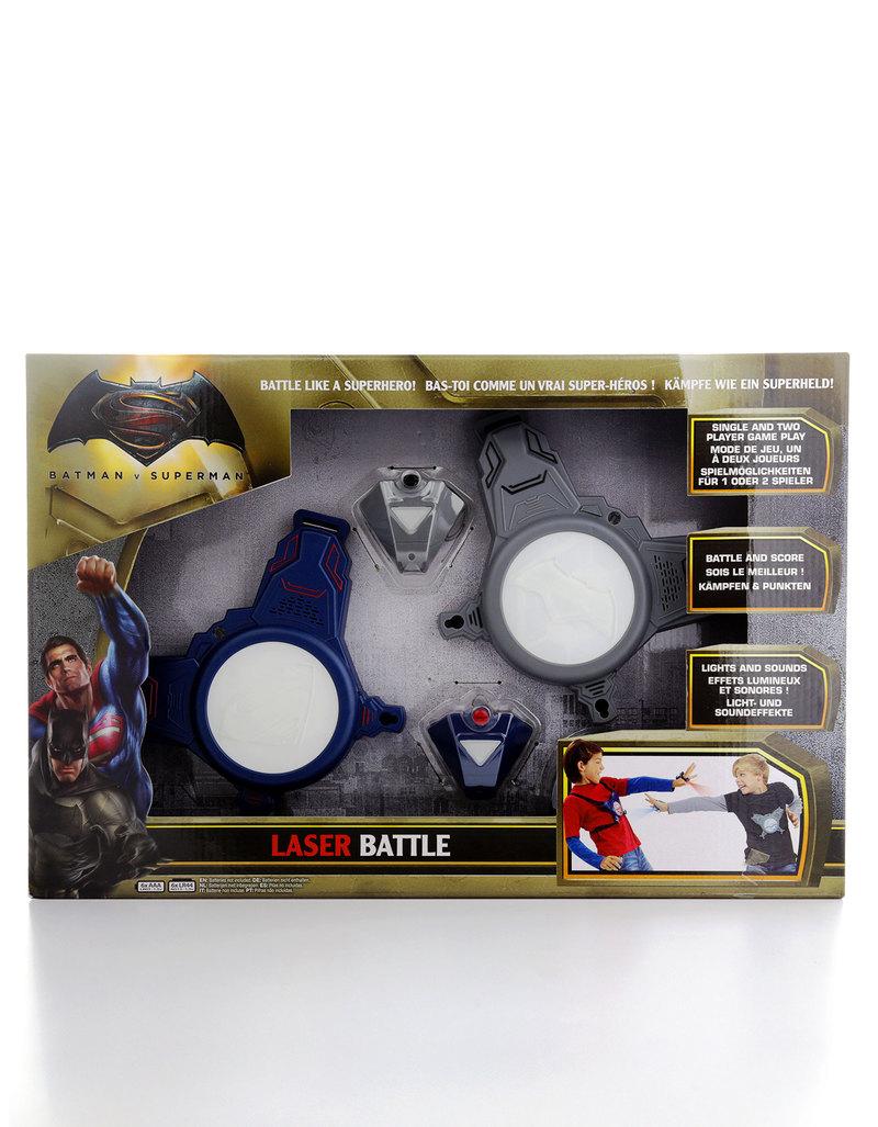 Laser Battle Batman Vs Superman Playset | Outdoor Play | Outdoor | Gifts & Toys | Virgin Megastore