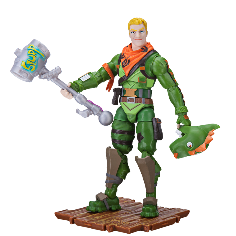 PC,PlayStation Fornite Squad Mode 4 Figures Pack collection Free shipping  Xbox