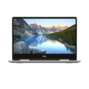"Dell Inspiron 2-in-1 Laptop i7-8565U/8 GB/256 GB/Intel UHD 620 UMA/13.3"" FHD/Win 10/Silver"