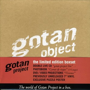 Gotan Object (Limited Edition)