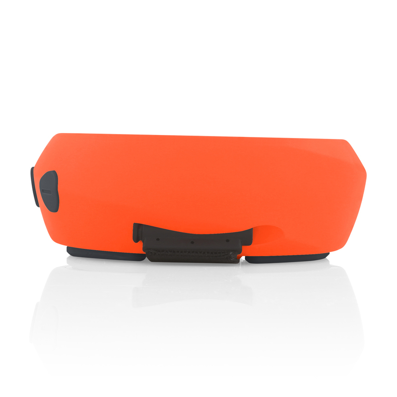 Braven 105 Sunset Wireless Portable Bluetooth Speaker with Action Mount
