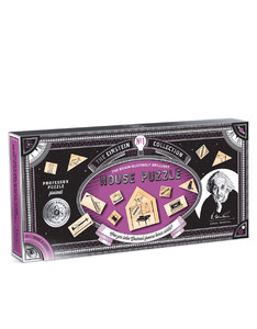 Professor Puzzle Einstein Collection House Puzzle