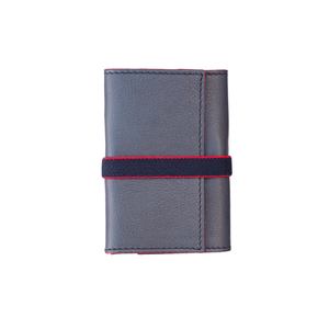 Double 00 Barcelona Blue/Red Wallet