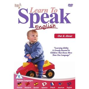 Learn To Speak English: Out & About