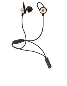 Wicked Audio Bandido Gold Bluetooth Earbuds