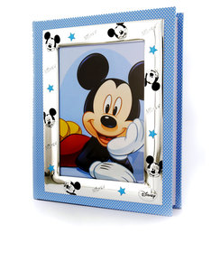 Disney Mickey Photo Album Light Blue [20x25cm]